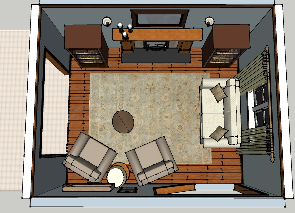 10 X 12 Living Room Design | Oh Style!
