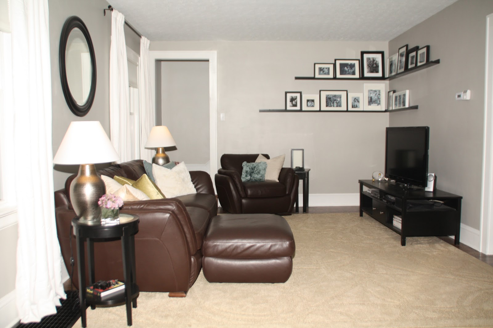 10 x 12 living room design New Changes in the Living Room   Danks and Honey 1066 X 1600