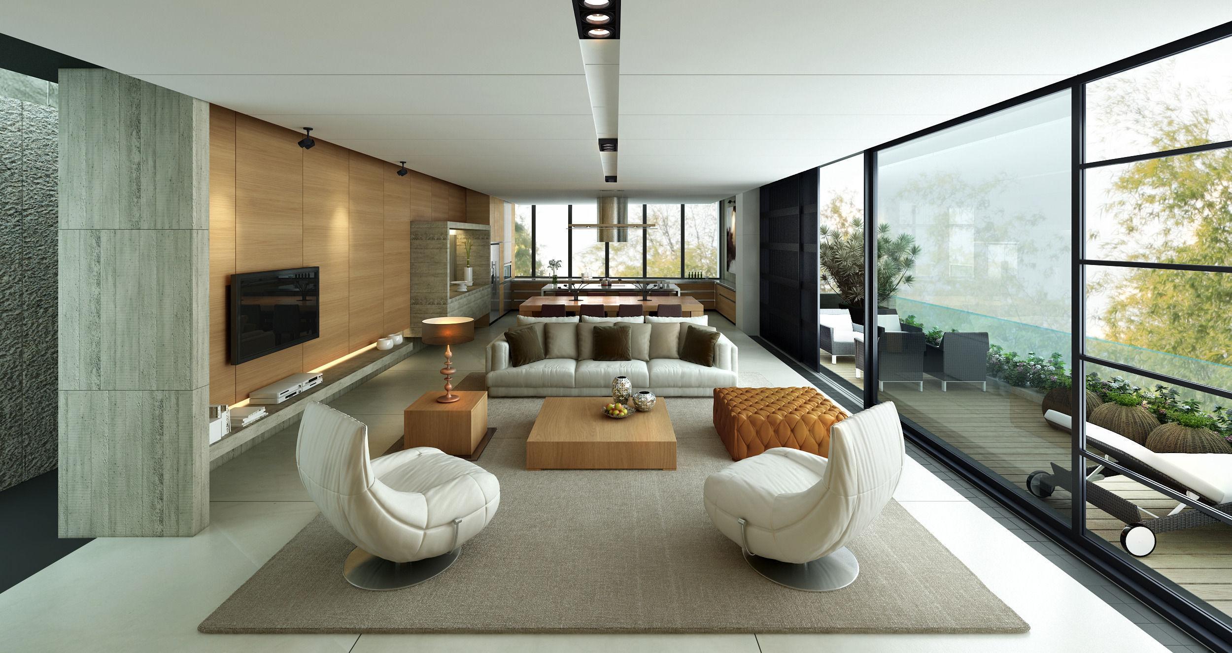3d living room Creative design wall living room 3D | Download 3D House 748 X 1308