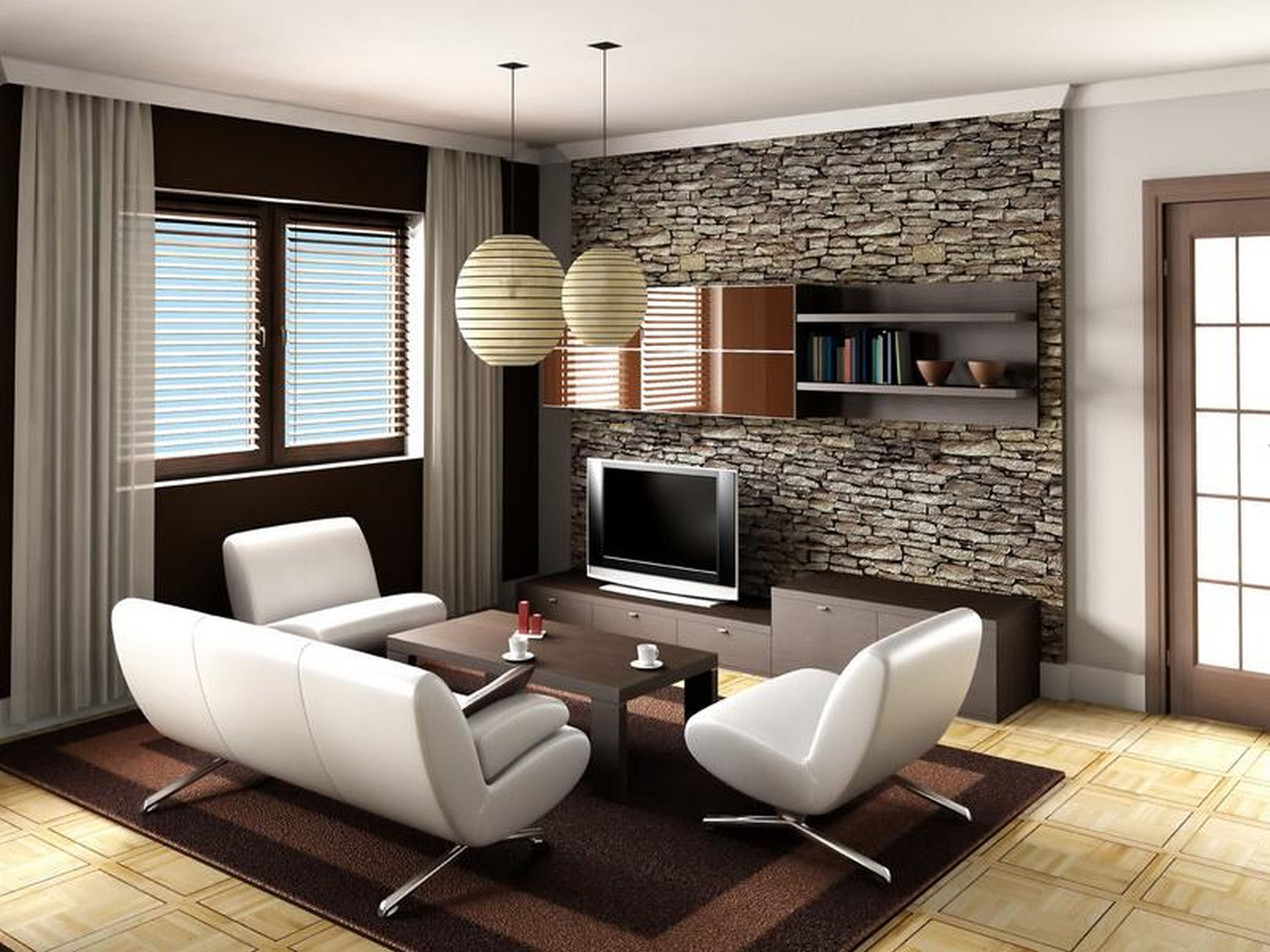 a living room design livingroom : Splendid Duplex House Interior Designs Living Room  720 X 1280