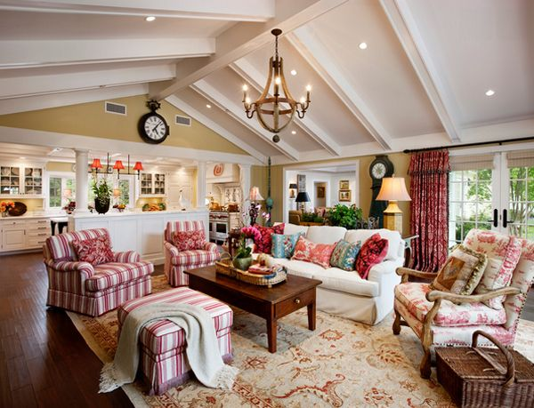 a living room in french Shining French Living Room Exquisite Design How To Styled Lovable  400 X 600