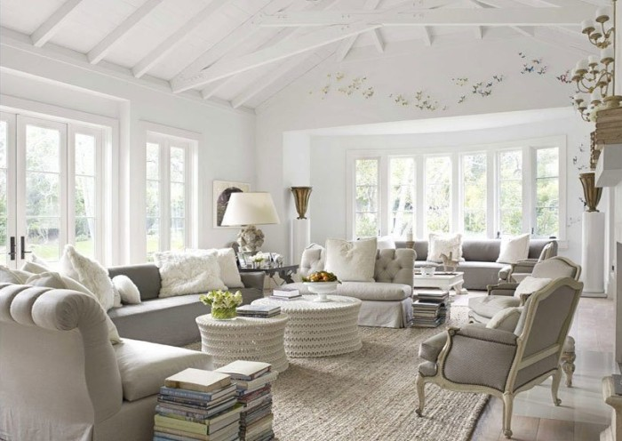 a living room in french 25 French Country Living Room Ideas   Pictures of Modern French  385 X 768