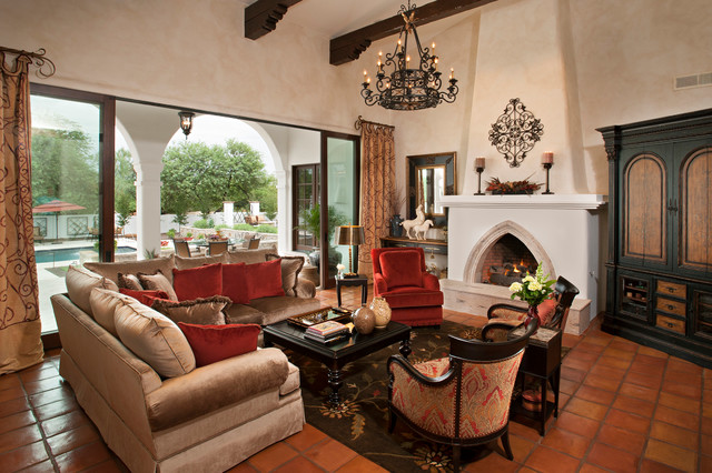 a living room in spanish Spanish Style Living Room Custom With Picture Of Spanish Style  480 X 640