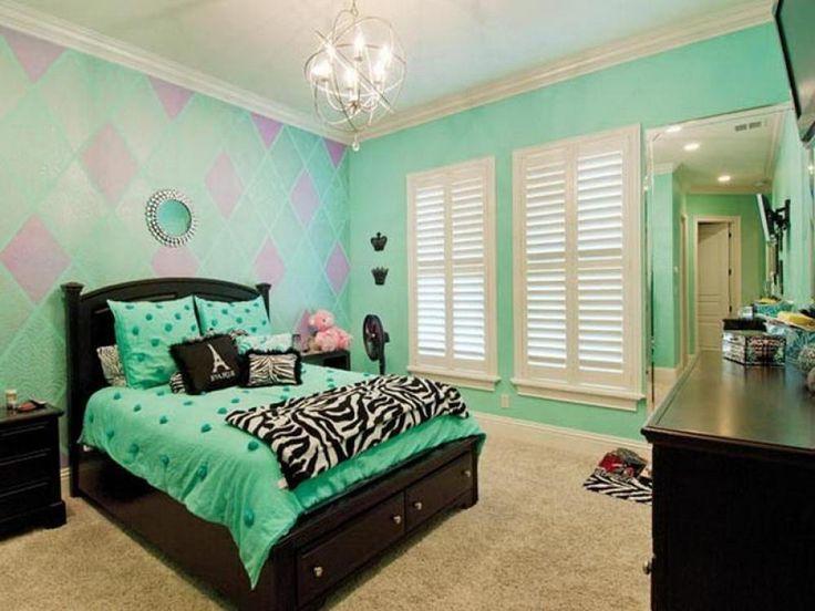 bedroom color aqua  oh style