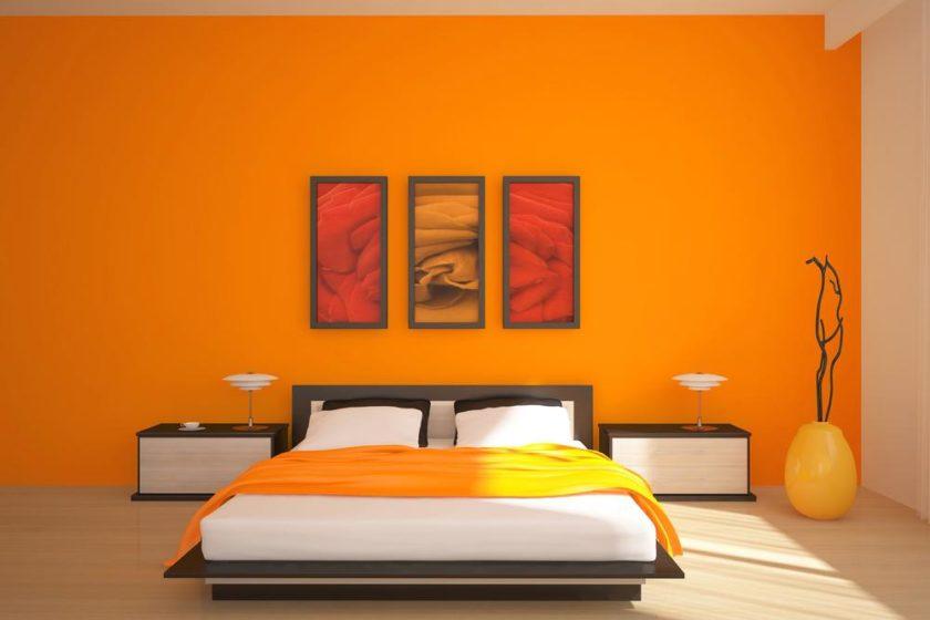 Bedroom Color Asian Paints