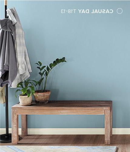bedroom color behr Behr Color Trends 2018 Color Sample T18 13 Casual Day | Bedroom  501 X 429