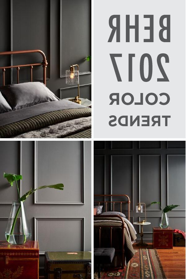 bedroom color behr 81 best BEHR 2017 Color Trends images on Pinterest | Color trends  900 X 600