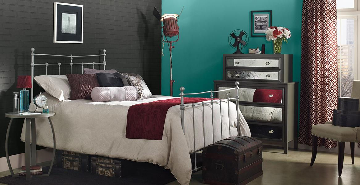 bedroom color behr Bedroom Color Inspiration and Project Idea Gallery | Behr 599 X 1166