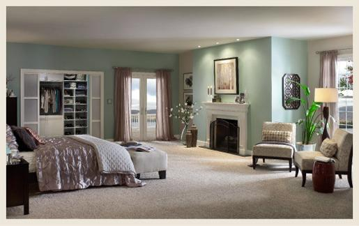 bedroom color behr Colorfully, BEHR :: Restful Bedrooms 324 X 515