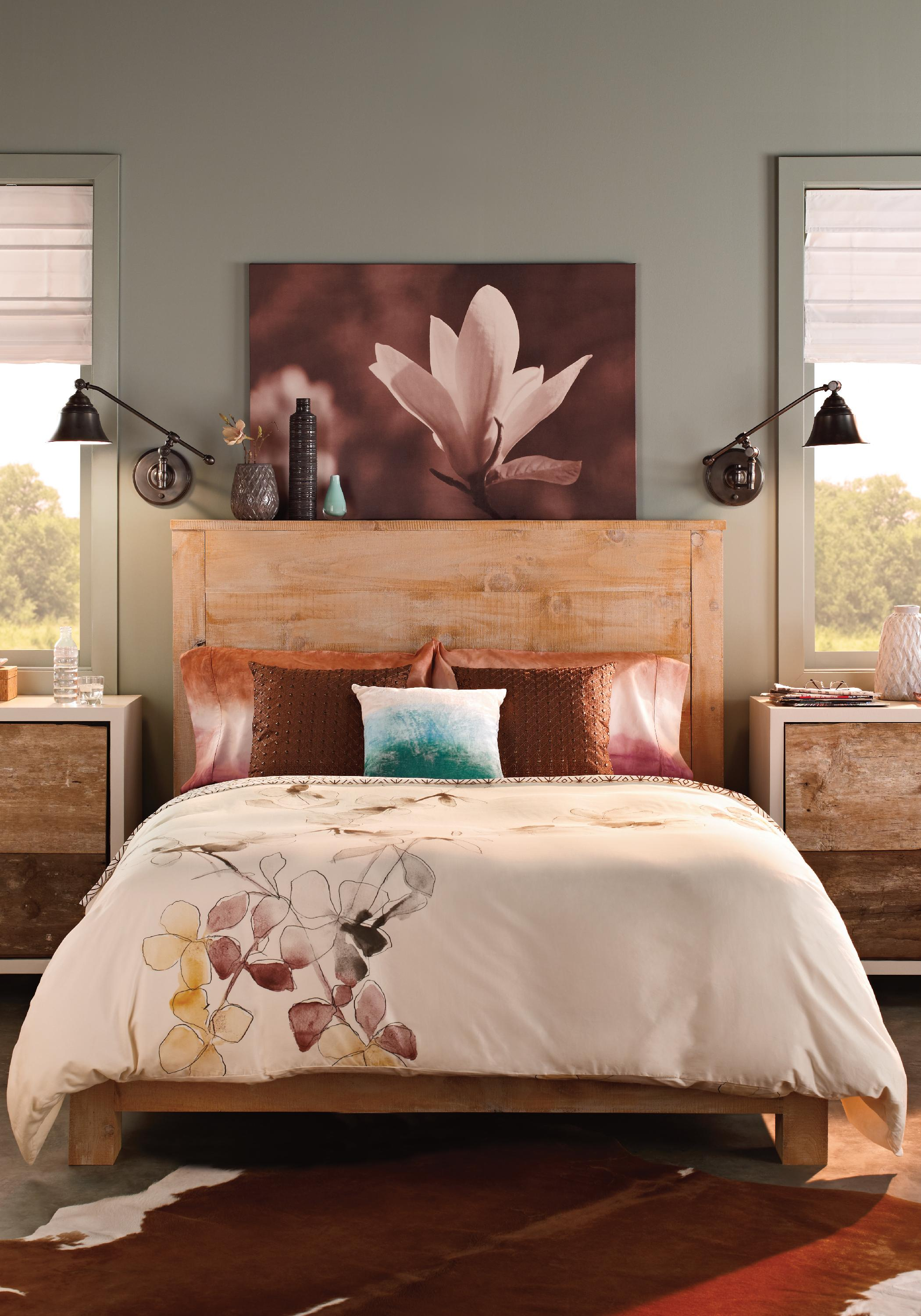 bedroom color behr Give your bedroom a makeover with BEHR paint in Artful Aqua to  3000 X 2100
