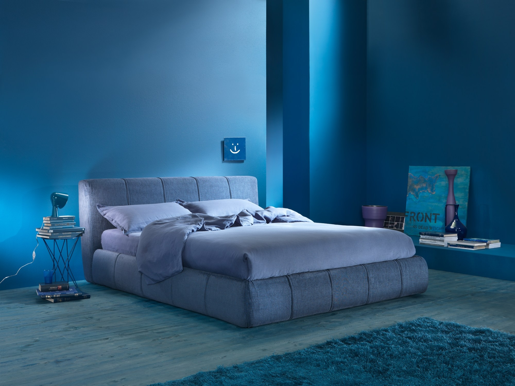 bedroom color blue Bedroom Colors Blue Fascinating Gray And Yellow Bedroom Painting  1500 X 2000