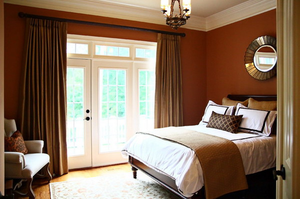 bedroom color brown Brown Bedroom Colors Interesting Exclusive Idea Bedroom Colors  399 X 600