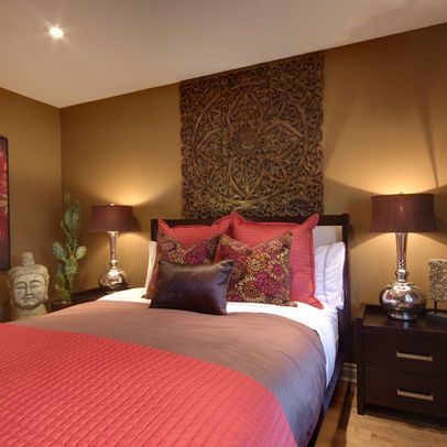 bedroom color brown Eye Candy: 10 Luscious Brown Bedrooms   Brown, Walls and Bedrooms 406 X 406