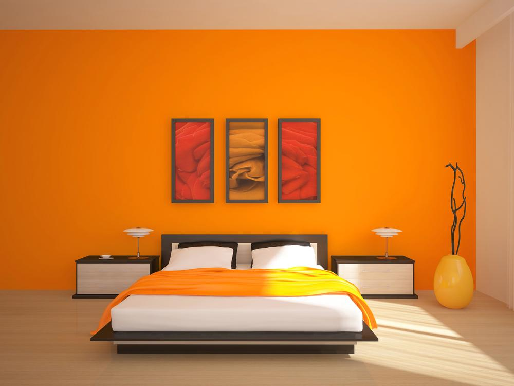 bedroom color combination asian paints Bring the Spring Indoors #SS14 ~ via Asian Paints @ http://  750 X 1000