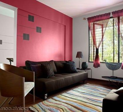 bedroom color combination asian paints Beautiful Asian Paints Best Colour Combinations For Living Room  382 X 418