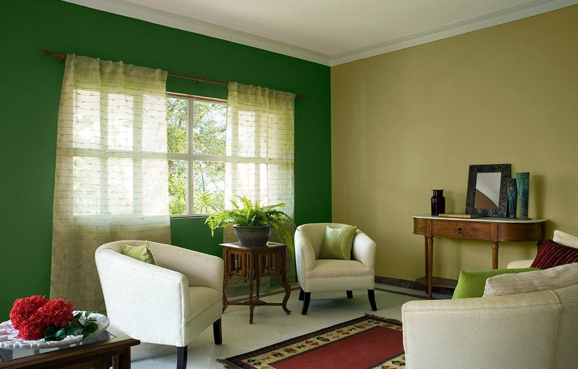 bedroom color combination asian paints Wall Colour Combinations for Stunning Home decor   Asian Paints 728 X 1140
