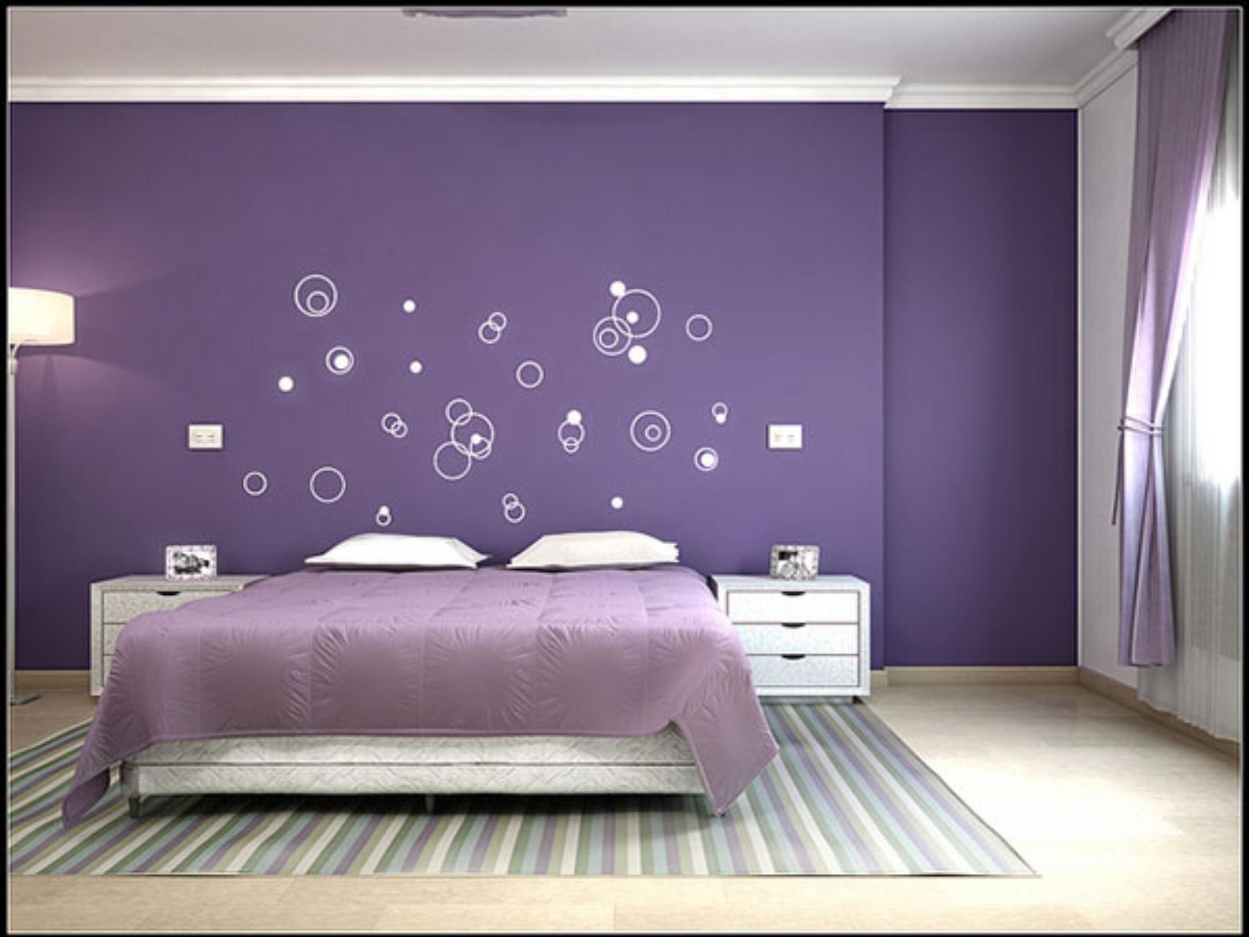 bedroom color combination images Awesome Lavender Bedroom Color Schemes  small bedroom colors  1350 X 1800