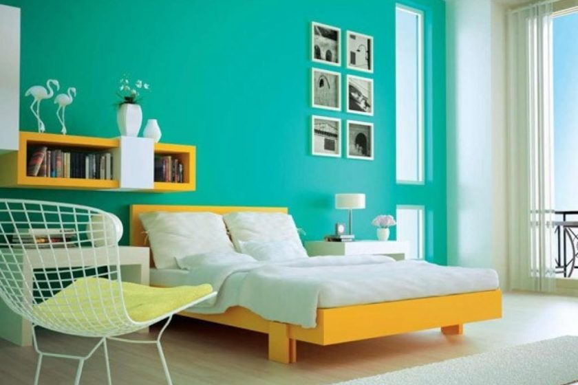 Bedroom Color Combinations For Walls | Oh Style!