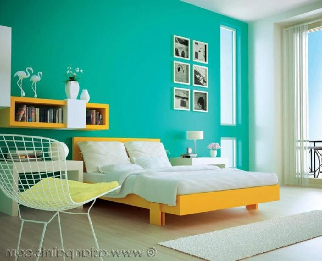 Bedroom Color Combinations For Walls Oh Style