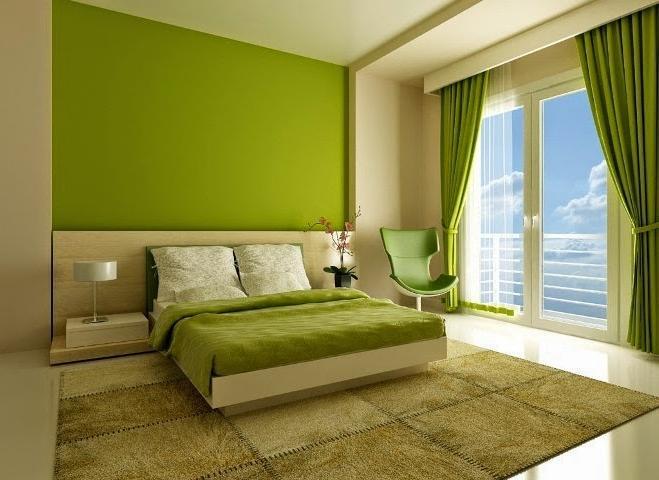 bedroom color combinations for walls Wall Paint Colour Combination Bedroom   Homes Alternative   #55434 480 X 659