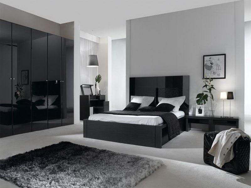 bedroom color combinations with grey bedroom color gray | Contemporary Gray Bedroom Color Schemes with  600 X 800