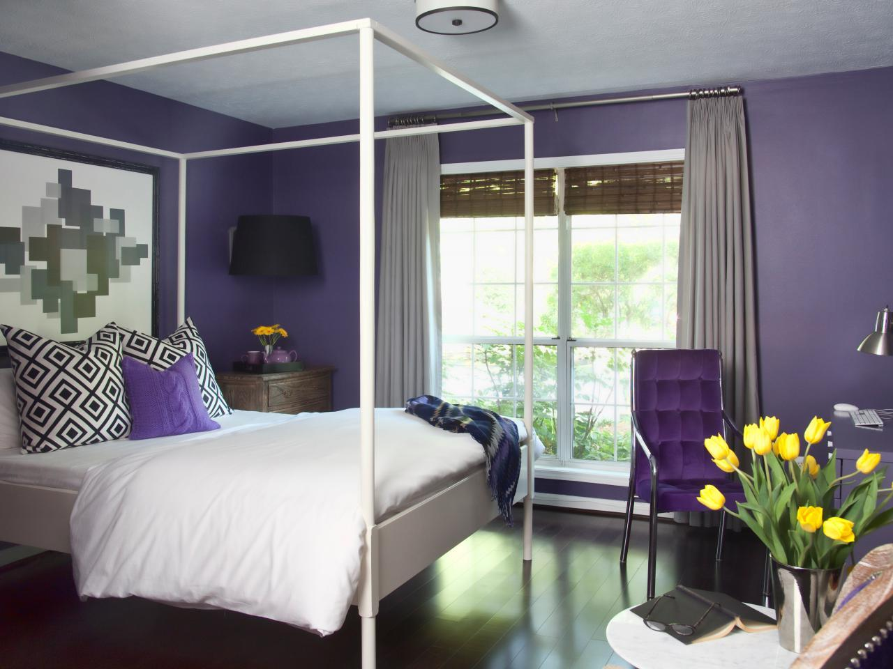 bedroom color combos Master Bedroom Color Combinations: Pictures, Options & Ideas   HGTV 960 X 1280