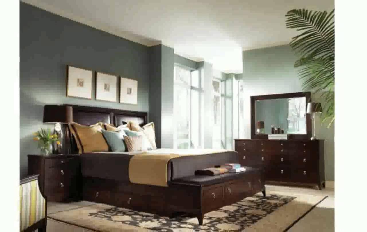 bedroom color dark Bedroom Wall Colors With Dark Brown Furniture | Bedroom wall  810 X 1280