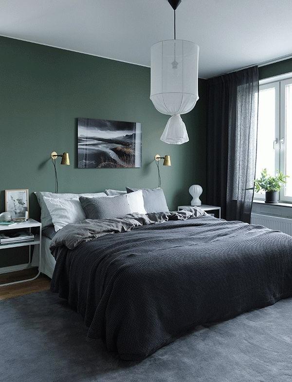 bedroom color dark Wonderful Dark Colored Bedrooms  paint colors for bedrooms Dark  785 X 600