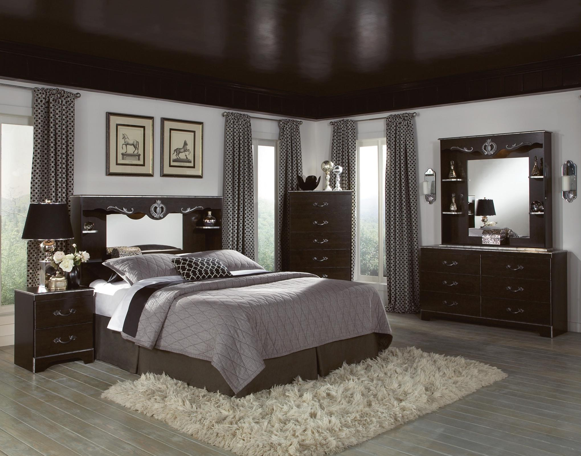bedroom color dark wood 30+ Wood Flooring Ideas and Trends for Your Stunning Bedroom  3198 X 2400