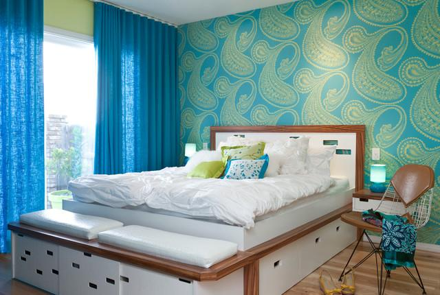 bedroom color design Bedroom Designs And Colors Of fine Paint Colors Design And Trends  564 X 564
