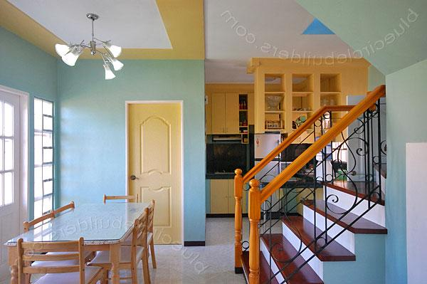 bedroom color design philippines Kitchen Dining House Interior Design Decorating Ideas Bacoor  399 X 600
