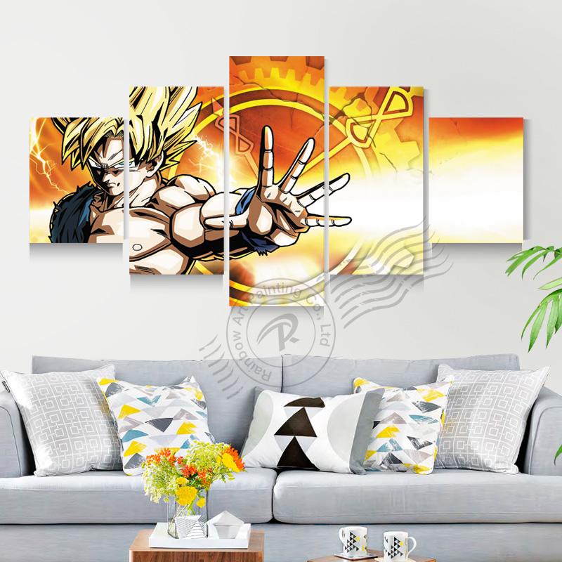 dragon ball z living room 3D Dragon Ball Photo Wallpaper Japanese anime Wallpaper Custom  640 X 640