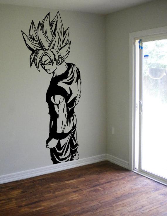 dragon ball z living room 37 best Dragon Ball Z Art Decor images on Pinterest   Painting  632 X 736