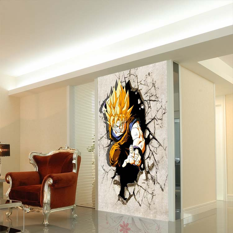 dragon ball z living room Wall Decor Canvas Painting Dragon Ball Z Picture On Dragon Ball Z  1000 X 1000