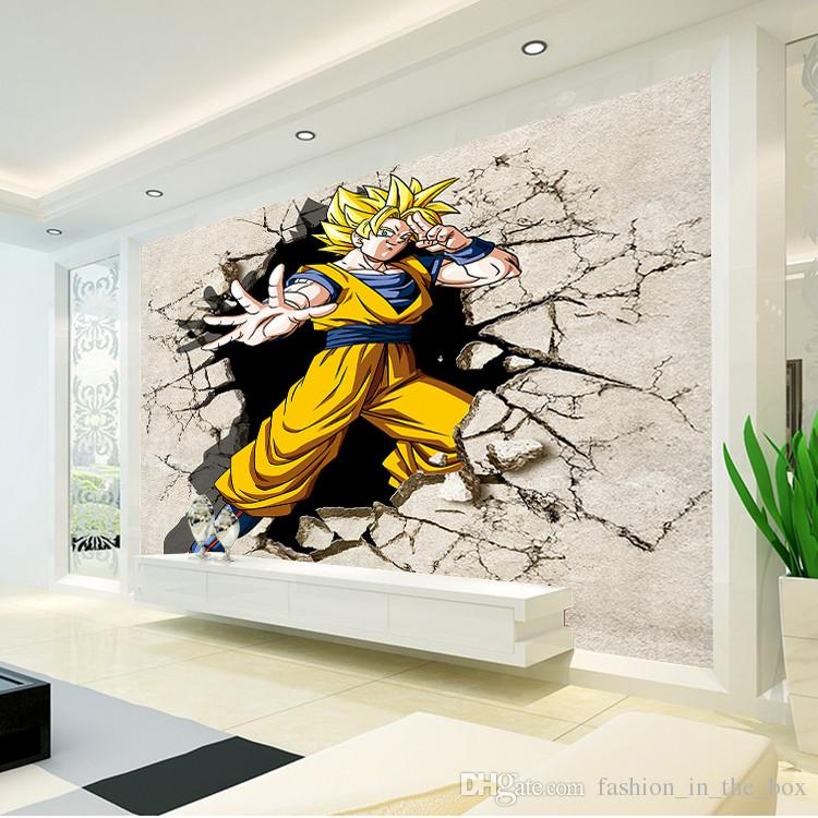 dragon ball z living room Compare Prices on Art Wall Dragon Ball  Online Shopping/Buy Low  800 X 800