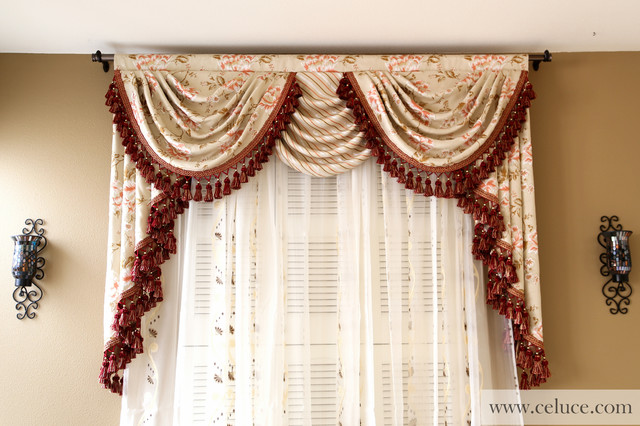 jcpenney living room curtains Nice Valances And Curtains Decorating with Enchanting Valance  426 X 640
