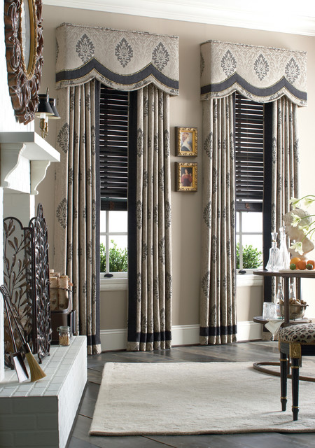 jcpenney living room curtains JCPenney In Home Custom Decorating 640 X 450