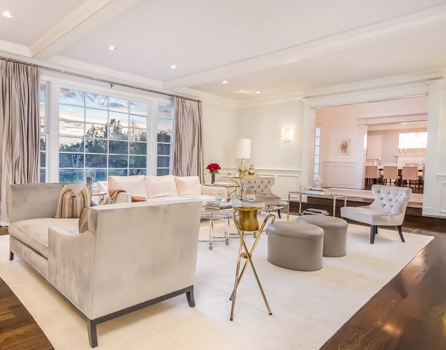 jlo living room UPDATE! Jennifer Lopez Slashes Price On Hidden Hills Home  666 X 1000