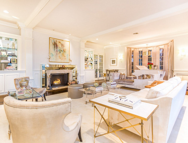 jlo living room Pictures: Inside Jennifer Lopez's Home 750 X 1000