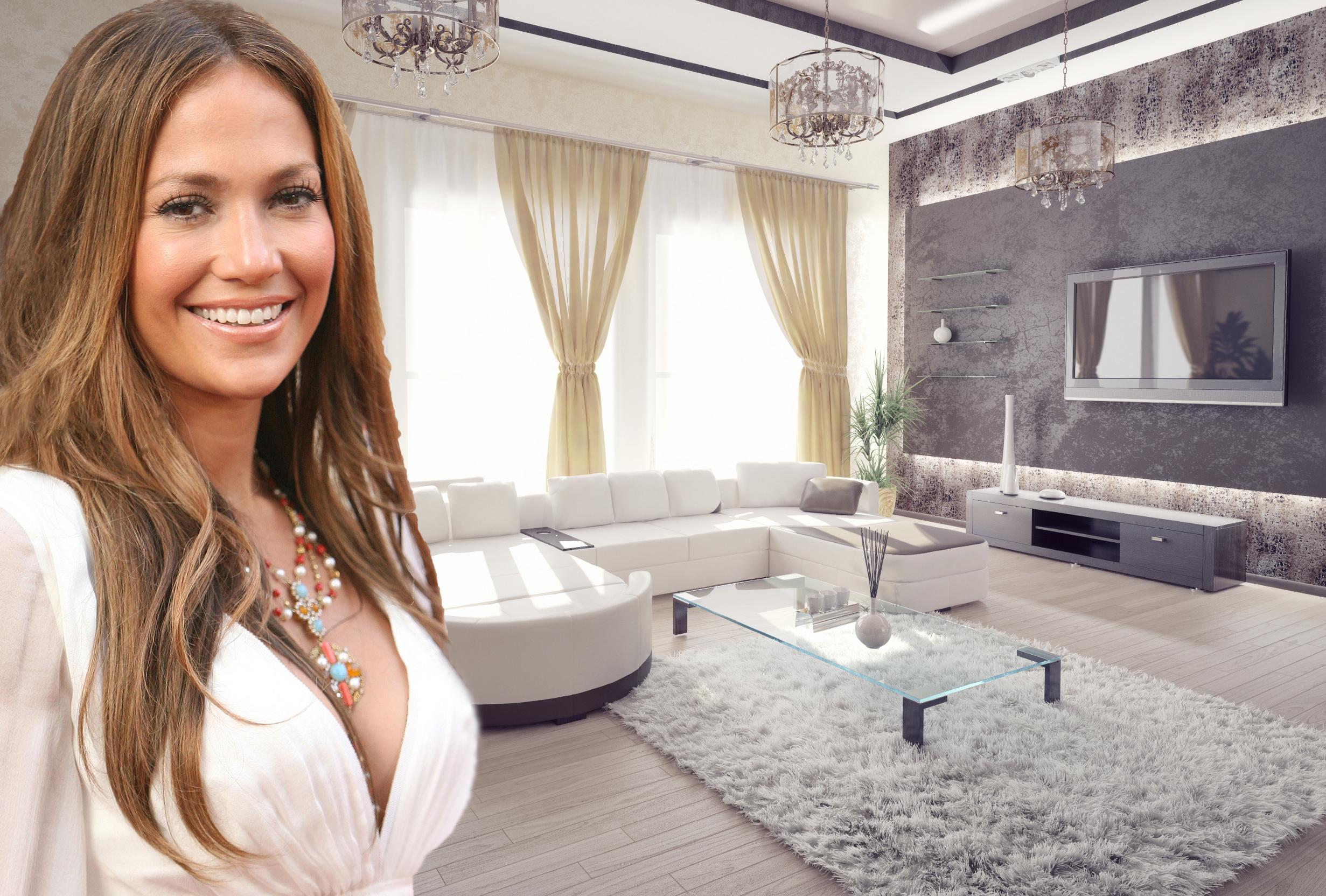 jlo living room 540f5b75e8fc4_ _ver jlo livingroom msc | House | Pinterest  525 X 700
