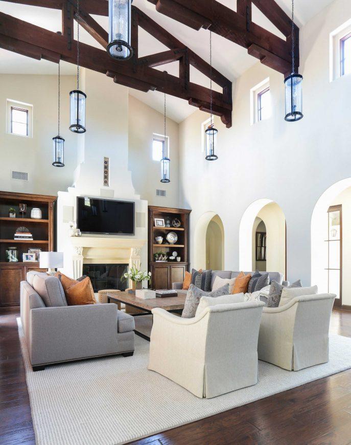 k significa living room en español Living Room: Sweet Living Room En Espanol With Double Brown Smooth  870 X 687