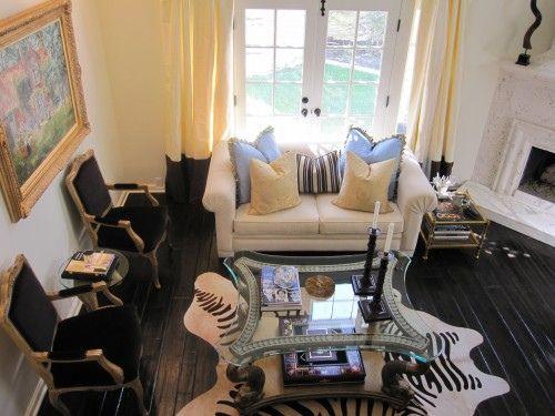 kourtney k living room Shop Kourtney Kardashian's Sleek Living Room | InStyle.com 1024 X 684