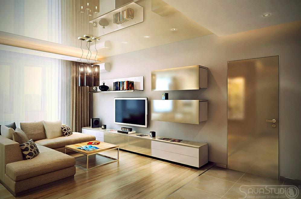 l living room Neutral living room L shaped sofa   Interior Design Ideas. 661 X 997