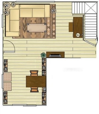 l shaped living room layout Layout advice for L shaped living room 594 X 455