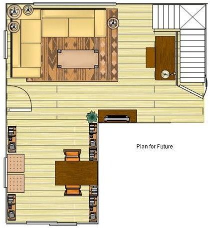 l shaped living room layout How to Design the