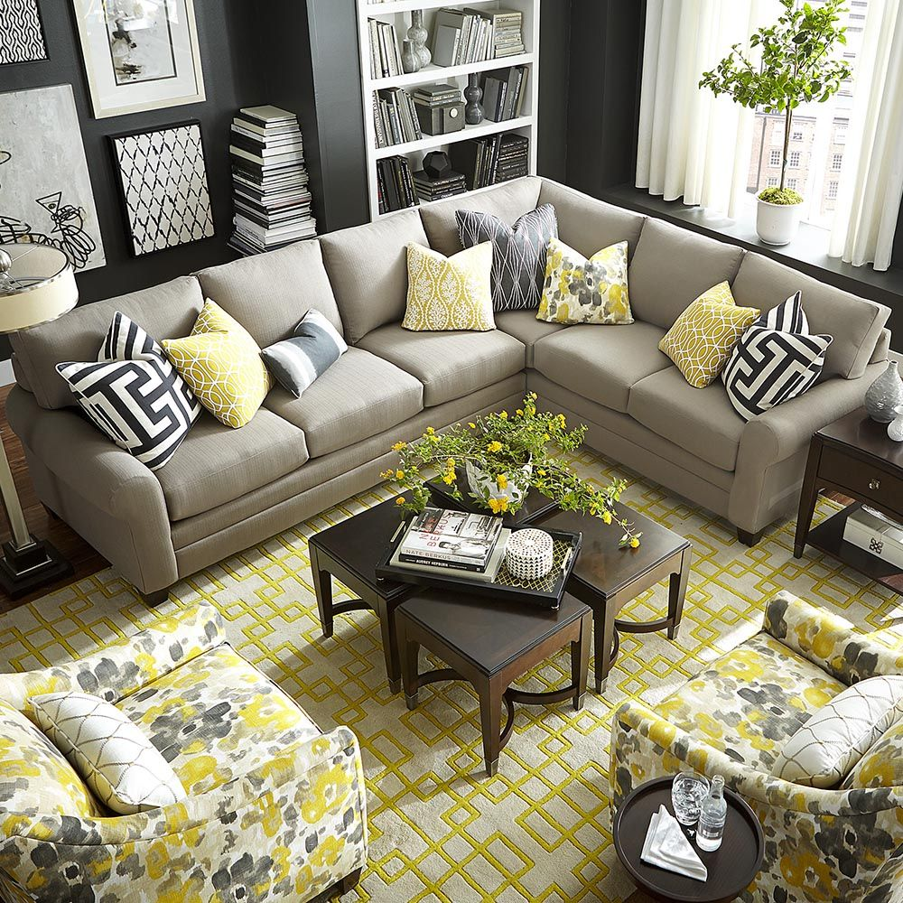 l shaped living room sofa Fabulous L Shaped Sofa Designs For Living Room 84 In Interior  426 X 639