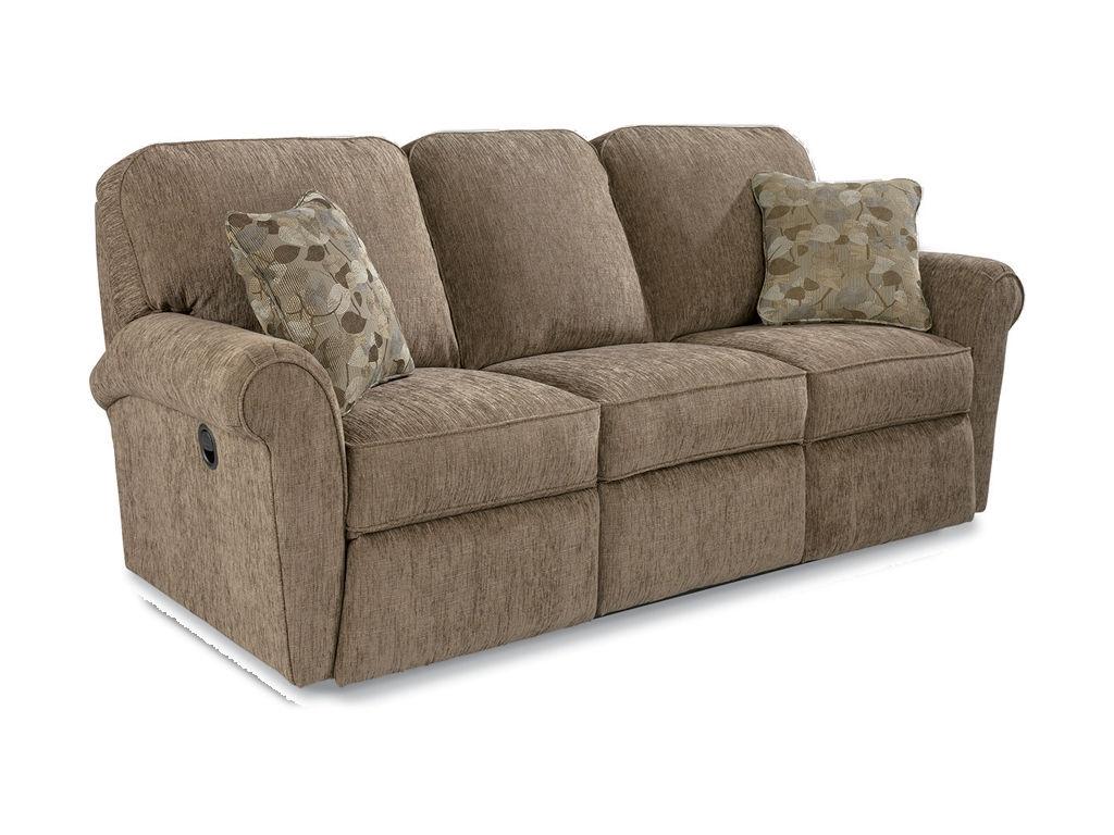 La Z Boy Living Room Full Reclining Sofa Oh Style