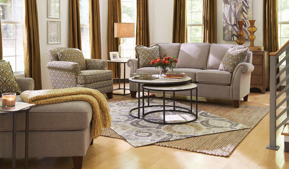 La Z Boy Living Room Set | Oh Style!