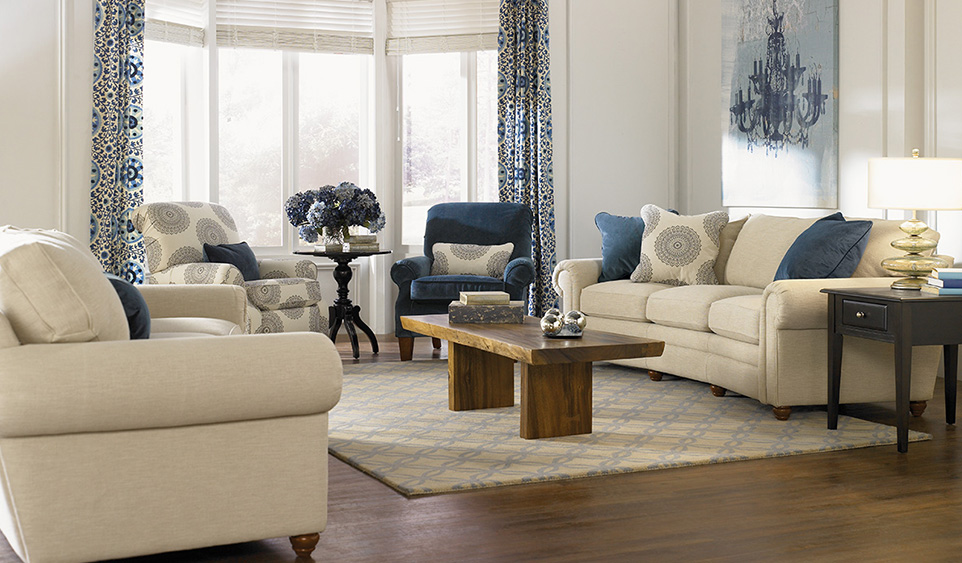 Lay Z Boy Living Room Set | Oh Style!