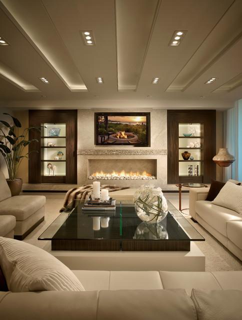 living g room Contemporary Residence Boca Raton, Florida   Contemporary   Living  640 X 484